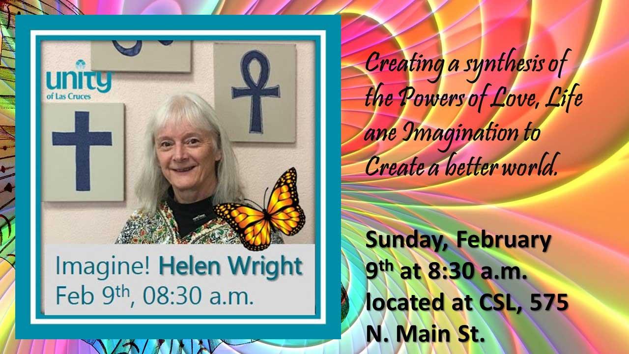 Helen Wright February 9th