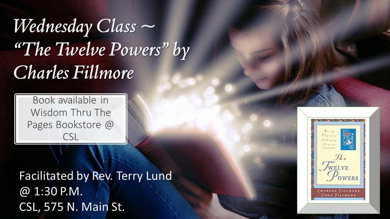 Twelve Powers Charles Fillmore