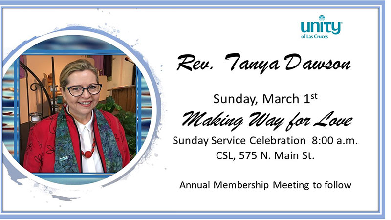 Tanya D. Dawson March 1st