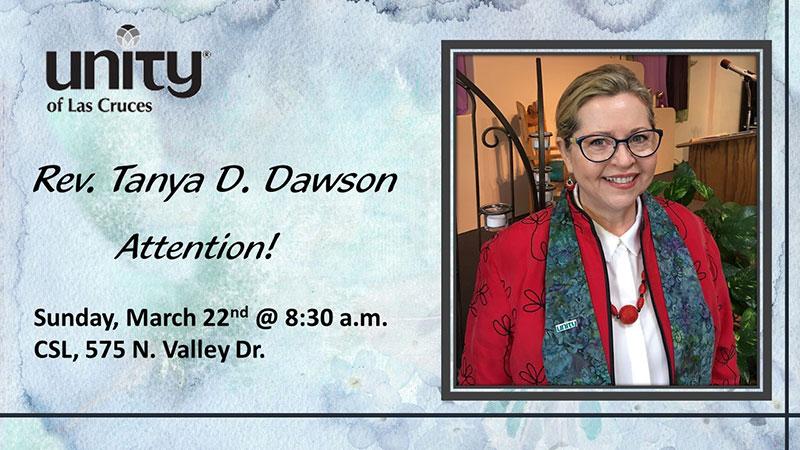 Tanya D. Dawson March 22nd